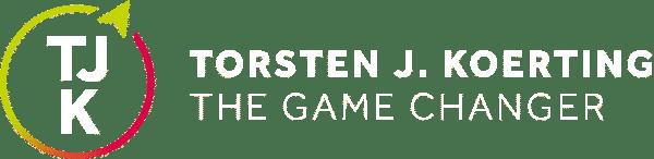 Torsten J Koerting The Game Changer Logo